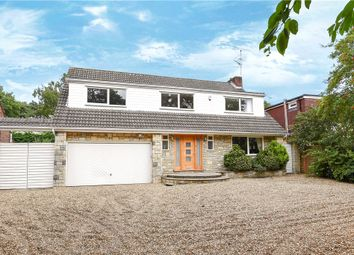 Thumbnail 5 bedroom detached house for sale in Yeovil Road, College Town, Sandhurst