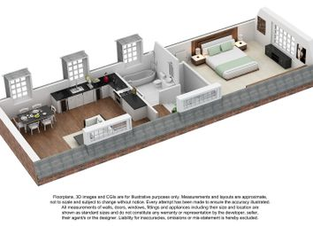 Thumbnail 1 bed maisonette for sale in Old Clinic Place, Braintree