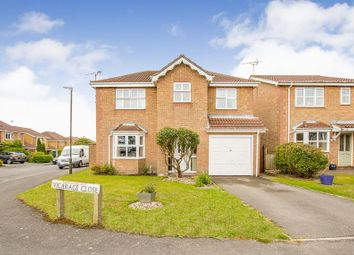 Thumbnail 4 bed detached house for sale in Vicarage Close, Swanwick, Alfreton