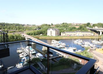 Thumbnail 2 bedroom flat for sale in Bayscape, Cardiff Marina, Watkiss Way, Cardiff