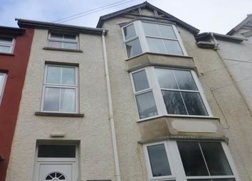 Thumbnail 3 bed flat to rent in Cliff Terrace, Aberystwyth, Ceredigion