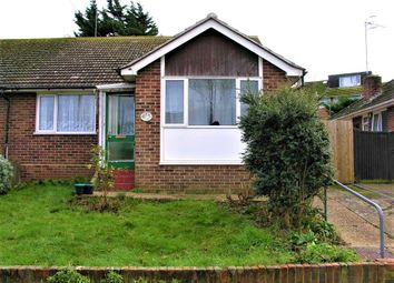 Thumbnail 3 bedroom bungalow for sale in Willow Walk, Newhaven