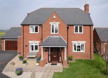 Thumbnail 4 bed detached house for sale in Bramley Court, Kings Acre Road, Hereford