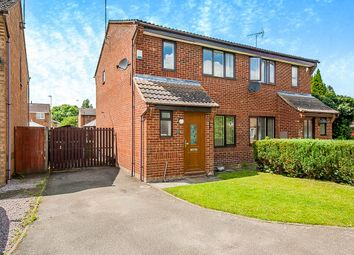 Thumbnail 3 bed semi-detached house for sale in Henry Warby Avenue, Elm, Wisbech