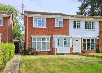 Thumbnail 4 bedroom semi-detached house for sale in Pinewood Gardens, Aldwick