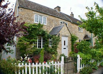 Thumbnail 3 bed semi-detached house for sale in The Square, Milton-Under-Wychwood, Chipping Norton