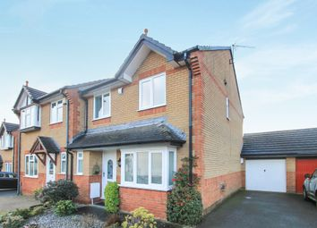 Thumbnail 4 bed semi-detached house for sale in Clover Walk, Latchbrook, Saltash