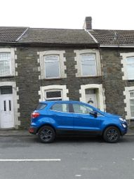 3 bed terraced house for sale in Brocks Terrace, Trebanog, Porth CF39