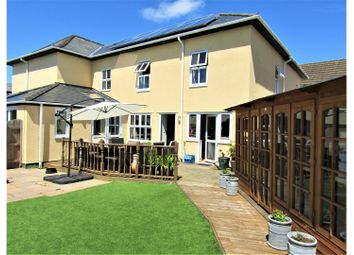 Thumbnail 7 bed detached house for sale in Chudleigh Knighton, Newton Abbot