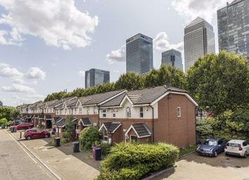2 bed terraced house for sale in Dingle Gardens, London E14