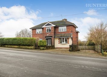 Thumbnail 3 bed detached house for sale in Whitfield Road, Stoke-On-Trent