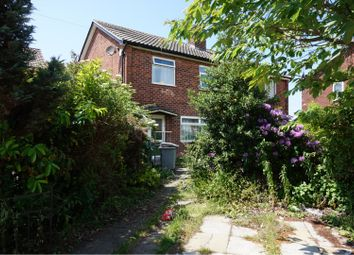 Thumbnail 3 bed semi-detached house for sale in Ross Avenue, Wirral