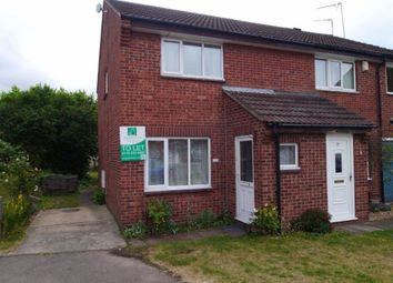 Thumbnail 2 bed semi-detached house to rent in Faldo Close, Rushy Mead, Leicester