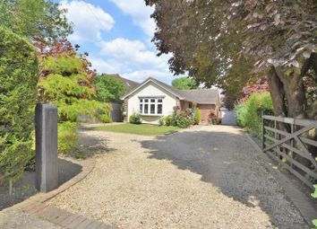 Thumbnail 3 bed detached bungalow for sale in New Road, Dinton, Aylesbury
