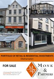 Thumbnail Retail premises for sale in Portfolio Of Retail And Residential Investments, Okehampton
