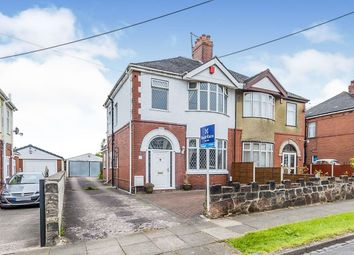 Thumbnail 3 bedroom semi-detached house to rent in Chell Green Avenue, Stoke-On-Trent