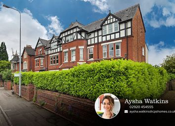 Thumbnail 2 bed flat for sale in Cardiff Road, Llandaff, Cardiff