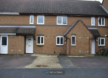 Thumbnail 2 bed terraced house to rent in Lucerne Close, Cambridge