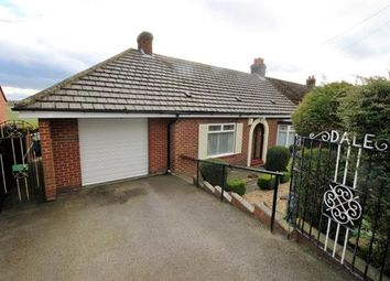 Thumbnail 2 bed bungalow for sale in Sunderland Road, Newbottle, Houghton Le Spring