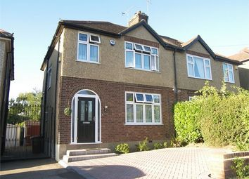 Thumbnail 3 bedroom semi-detached house for sale in Hill Rise, Potters Bar