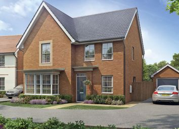 "Thumbnail 4 bedroom detached house for sale in ""Cambridge"" at Melton Road, Edwalton, Nottingham"