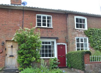 Thumbnail 2 bedroom terraced house for sale in Church Street, Fressingfield, Eye