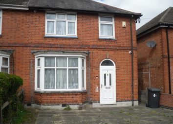 3 bed semi-detached house for sale in Noorwood Road, 5Qf LE5