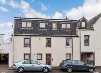 Thumbnail 2 bed flat for sale in Waterside Street, Largs, North Ayrshire, Scotland
