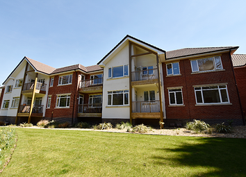 Thumbnail 2 bed flat for sale in 15 Medway House, Charters Village Drive, East Grinstead, West Sussex