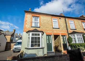 Thumbnail 2 bedroom terraced house for sale in Nelson Street, Bengeo, Herts