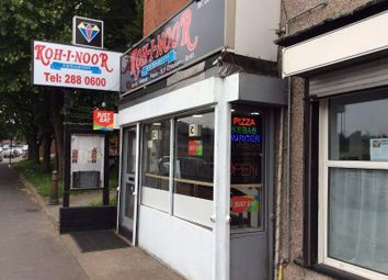 Thumbnail Restaurant/cafe for sale in 20 Station Road, Sheffield