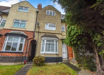 Thumbnail 4 bed terraced house for sale in Kingsbury Road, Erdington, Birmingham, West Midlands