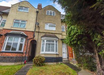 Thumbnail 4 bedroom terraced house for sale in Kingsbury Road, Erdington, Birmingham, West Midlands