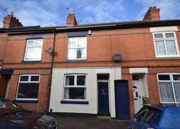 Thumbnail 3 bed terraced house for sale in Cromer Street, Leicester