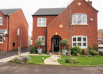 Thumbnail 4 bedroom detached house for sale in Prestwick Close, St. Helens