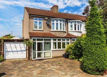 Thumbnail 3 bed end terrace house for sale in Stafford Road, Waddon, Croydon