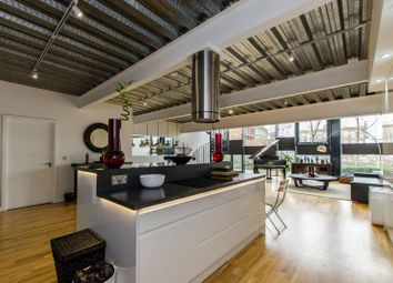 Thumbnail 2 bed maisonette to rent in Roach Road, Hackney Wick