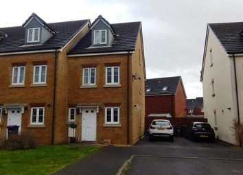 Thumbnail 3 bed property to rent in Stonebridge Park, Croesyceiliog, Cwmbran