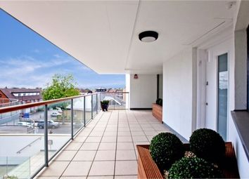 Thumbnail 2 bed flat for sale in Titan Court, Flower Lane