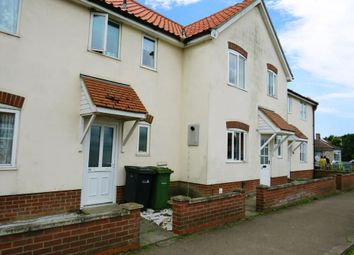 Thumbnail 3 bedroom terraced house to rent in High Street, Feltwell, Thetford