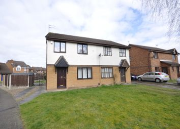 Thumbnail 3 bed semi-detached house to rent in Glencroft Drive, Stenson Fields, Derby