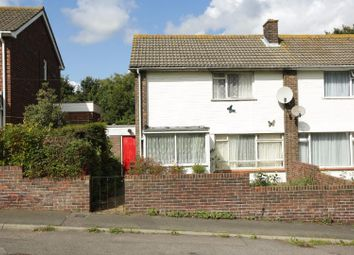 Thumbnail 2 bed semi-detached house for sale in Knights Templars, Dover