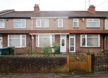 Thumbnail 3 bed terraced house for sale in Windmill Road, Coventry