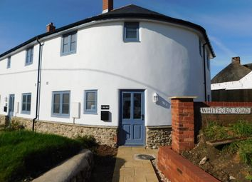 Thumbnail 3 bed end terrace house to rent in Kilmington, Axminster
