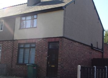 Thumbnail 2 bedroom semi-detached house for sale in Wolverhampton Street, Darlaston