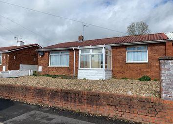 Thumbnail 3 bedroom semi-detached bungalow for sale in Pardoe Crescent, Barry
