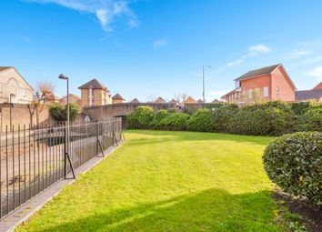 Thumbnail 3 bed flat for sale in Eleanor Close, London
