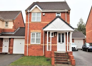 Thumbnail 3 bed link-detached house for sale in Pipistrelle Way, Oadby, Leicester