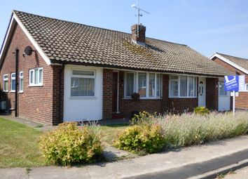 Thumbnail 2 bed bungalow to rent in Garden Close, Angmering, Littlehampton