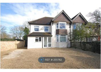 Thumbnail 5 bed semi-detached house to rent in Banbury Road, Oxford